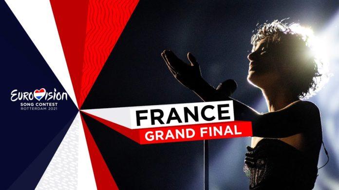 maxresdefault 20 696x392 - Евровидение-2021 – выступление Франции: Barbara Pravi - Voilà