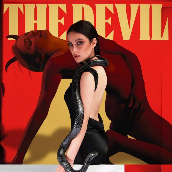 BANKS The Devil 696x696 - BANKS - The Devil