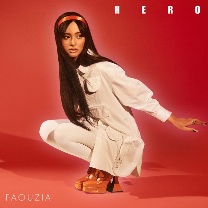 Faouzia Hero 696x696 - Faouzia - Hero