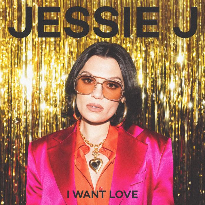 Jessie J I Want Love 696x696 - Jessie J - I Want Love