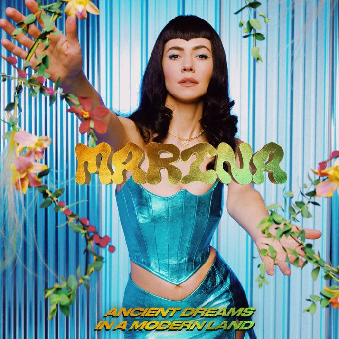 MARINA Ancient Dreams In A Modern Land Album 696x696 - MARINA - Ancient Dreams In A Modern Land (Album)