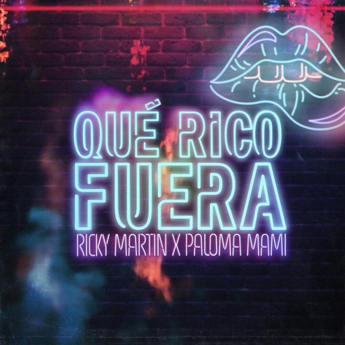 Ricky Martin Paloma Mami Que Rico Fuera 696x696 - Ricky Martin & Paloma Mami - Que Rico Fuera