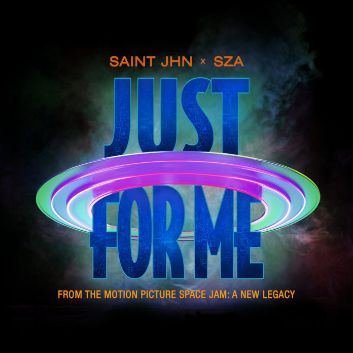 SAINt JHN SZA Just For Me Space Jam A New Legacy 696x696 - SAINt JHN & SZA - Just For Me [Space Jam: A New Legacy]