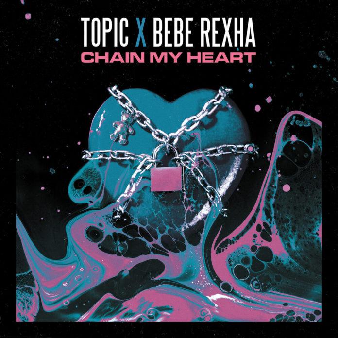 Topic Bebe Rexha Chain My Heart 696x696 - Topic & Bebe Rexha - Chain My Heart