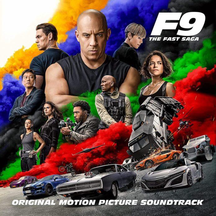 "fast and furious 9 ost 696x696 - Fast & Furious 9: The Fast Saga (Cаундтрек к фильму ""Форсаж 9"")"