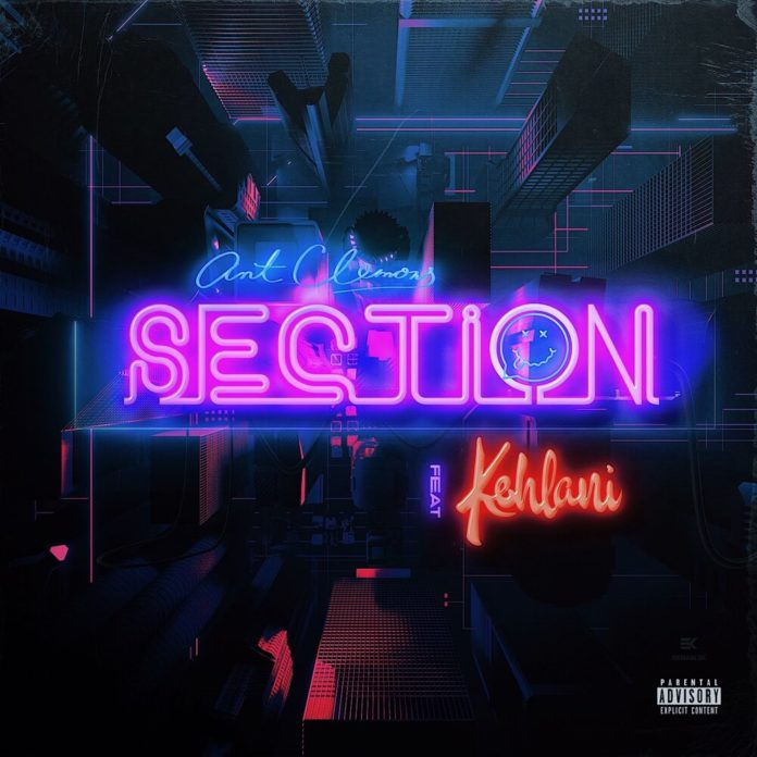Ant Clemons Section feat. Kehlani 696x696 - Ant Clemons - Section (feat. Kehlani)