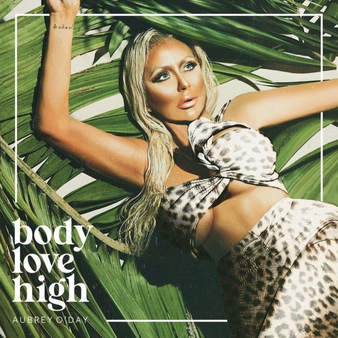 Aubrey ODay body love high 696x696 - Aubrey O'Day - body love high