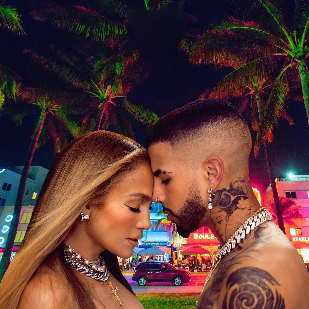 Jennifer Lopez Rauw Alejandro - Jennifer Lopez & Rauw Alejandro - Cambia el Paso