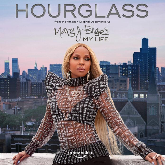 Mary J. Blige Hourglass 696x696 - Mary J. Blige - Hourglass