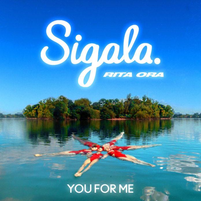 Sigala Rita Ora You for Me 696x696 - Sigala & Rita Ora - You for Me