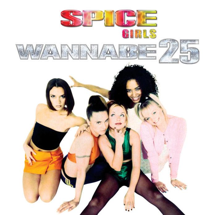 Spice Girls Wannabe 25 EP 696x696 - Spice Girls - Wannabe 25 (EP)