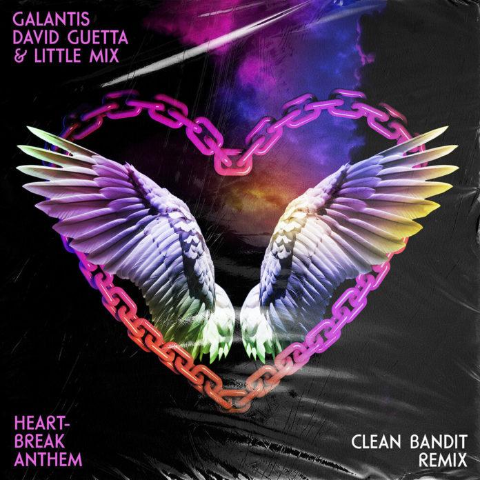 Galantis David Guetta Little Mix Heartbreak Anthem Clean Bandit Remix 696x696 - Galantis, David Guetta & Little Mix - Heartbreak Anthem [Clean Bandit Remix]