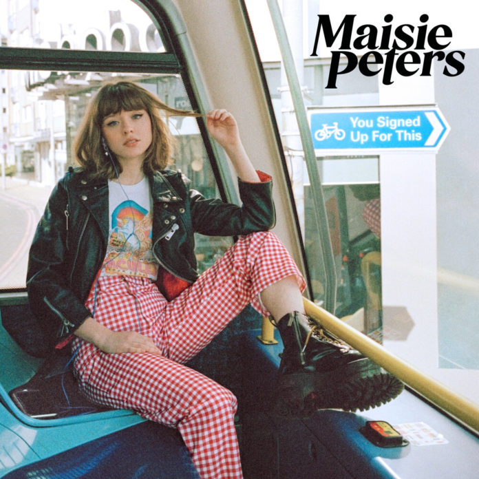 Maisie Peters You Signed Up For This Album 696x696 - Maisie Peters - You Signed Up For This (Album)