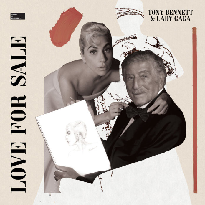 Tony Bennett Lady Gaga Love For Sale 696x696 - Lady Gaga & Tony Bennett - Love for Sale