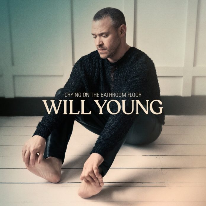 Will Young Crying On The Bathroom Floor Album 696x696 - Will Young - Crying On The Bathroom Floor (Album)