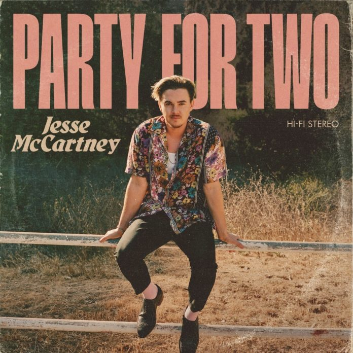 Jesse McCartney Party For Two 696x696 - Jesse McCartney - Party For Two