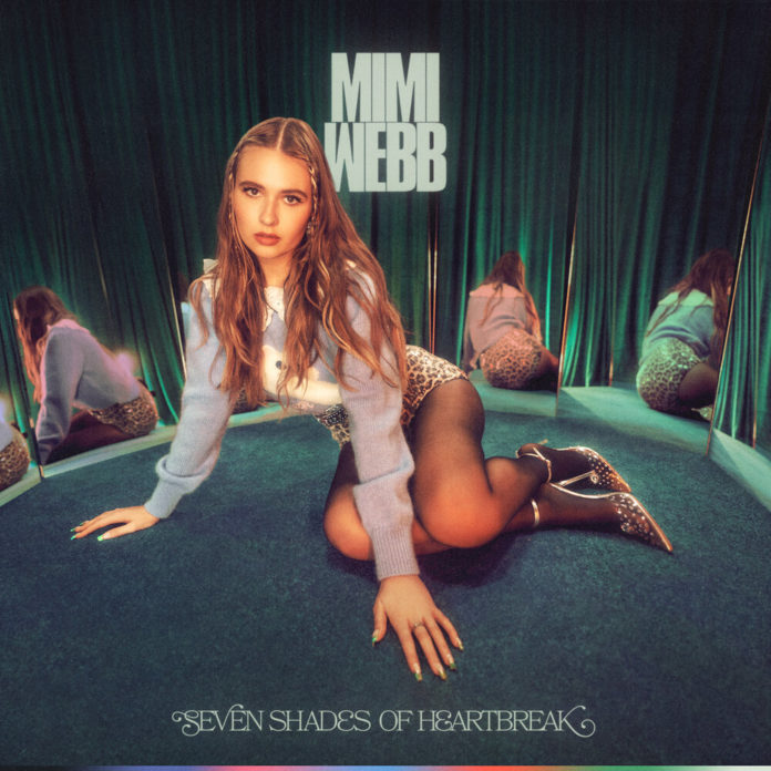 Mimi Webb Seven Shades Of Heartbreak 696x696 - Mimi Webb - 24/5