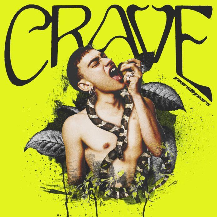 Years Years Crave 696x696 - Обложка сингла: Years & Years - Crave