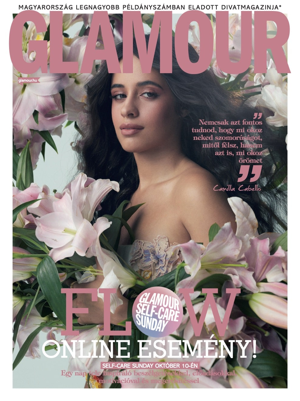 Camila Cabello Glamour 2021 12 min - Фото: Camila Cabello на обложке журнала Glamour