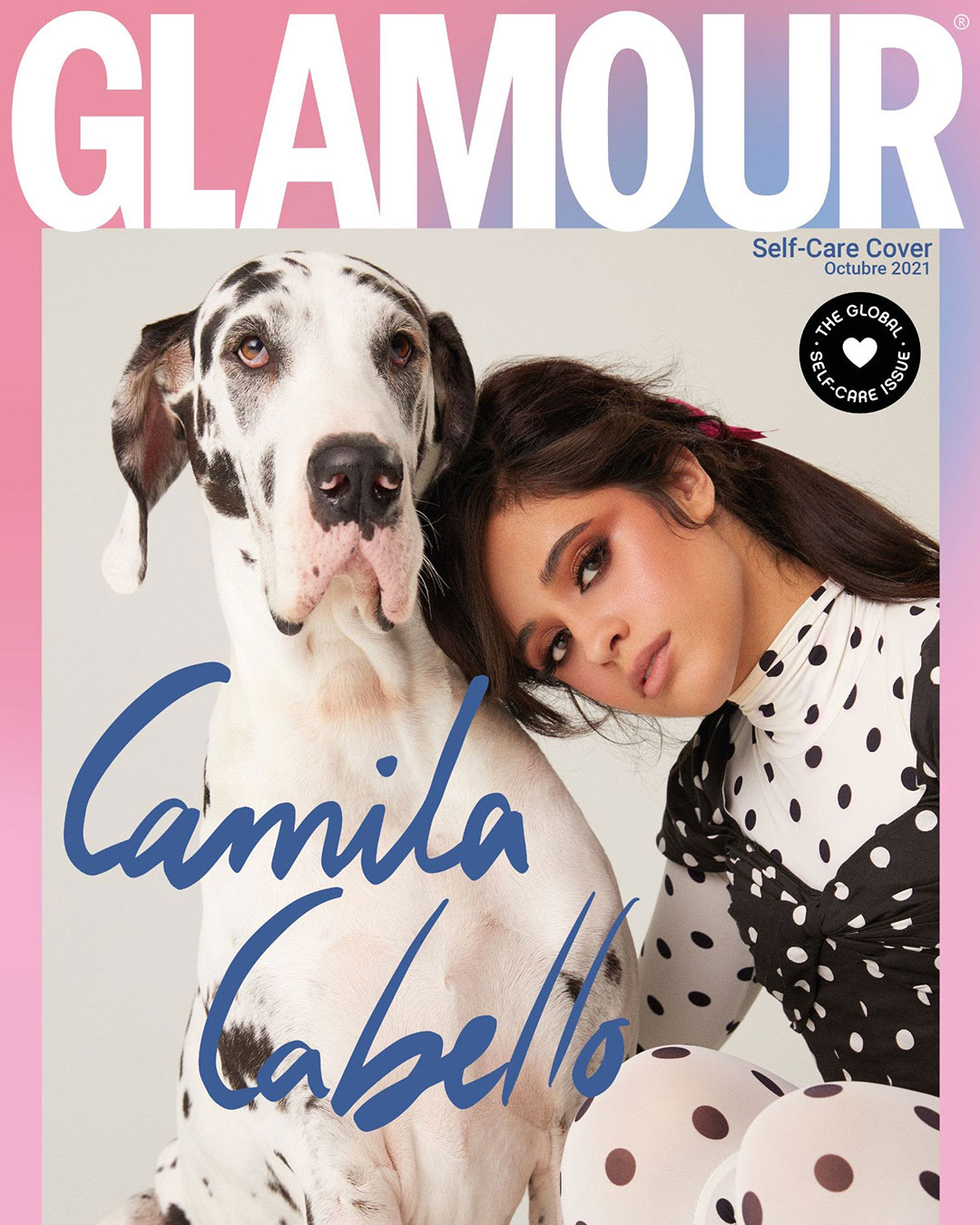 Camila Cabello Glamour 2021 13 min - Фото: Camila Cabello на обложке журнала Glamour