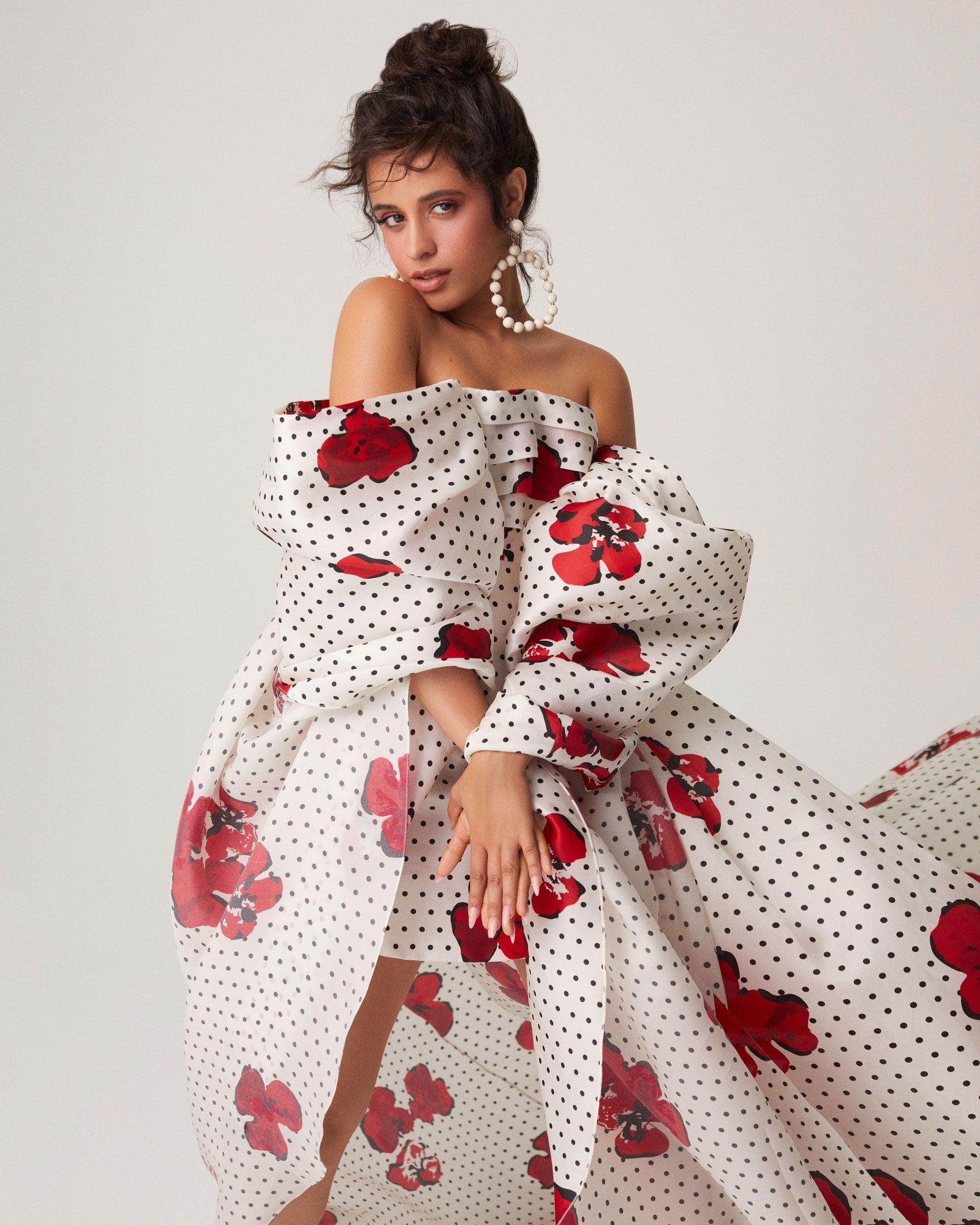 Camila Cabello Glamour 2021 14 min - Фото: Camila Cabello на обложке журнала Glamour