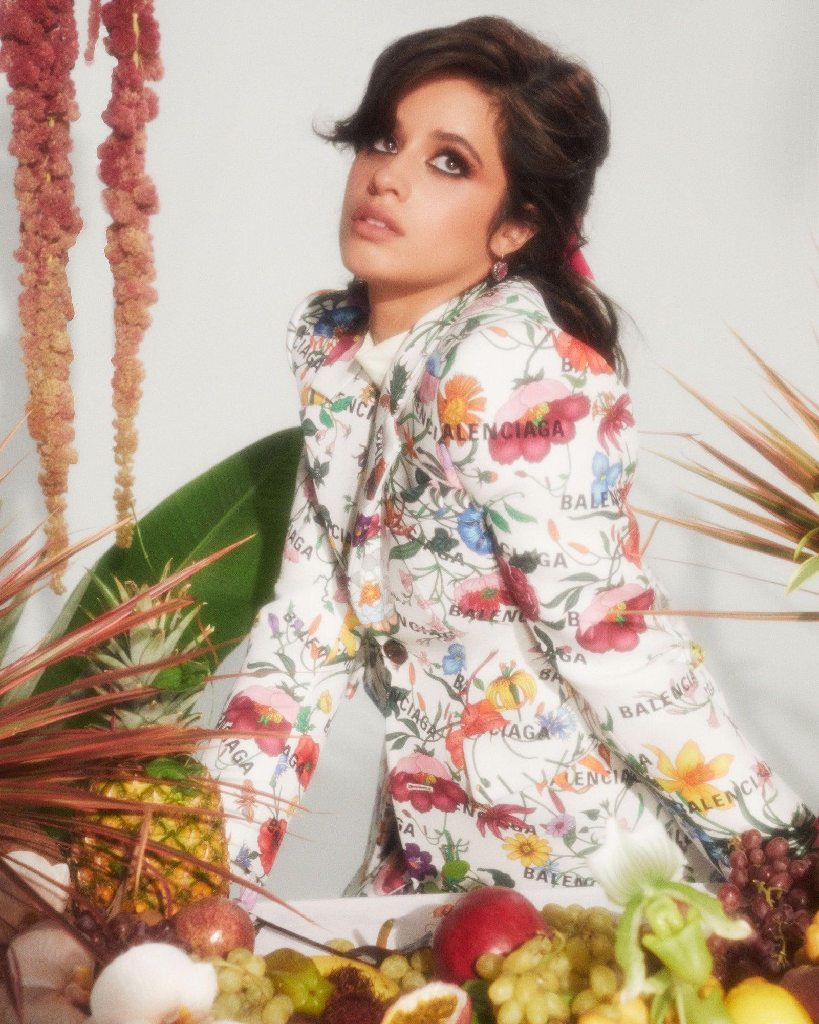 Camila Cabello Glamour 2021 15 min - Фото: Camila Cabello на обложке журнала Glamour