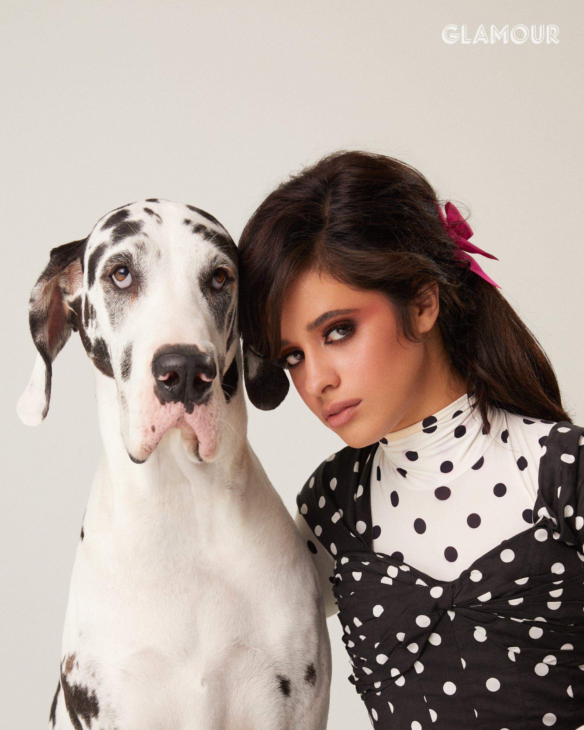 Camila Cabello Glamour 2021 5 min scaled - Фото: Camila Cabello на обложке журнала Glamour