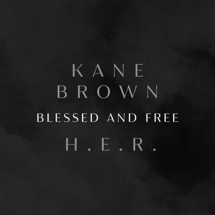 Kane Brown H.E.R. Blessed Free 696x696 - Kane Brown & H.E.R. - Blessed & Free