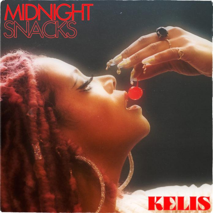 Kelis Midnight Snacks 696x696 - Kelis - Midnight Snacks