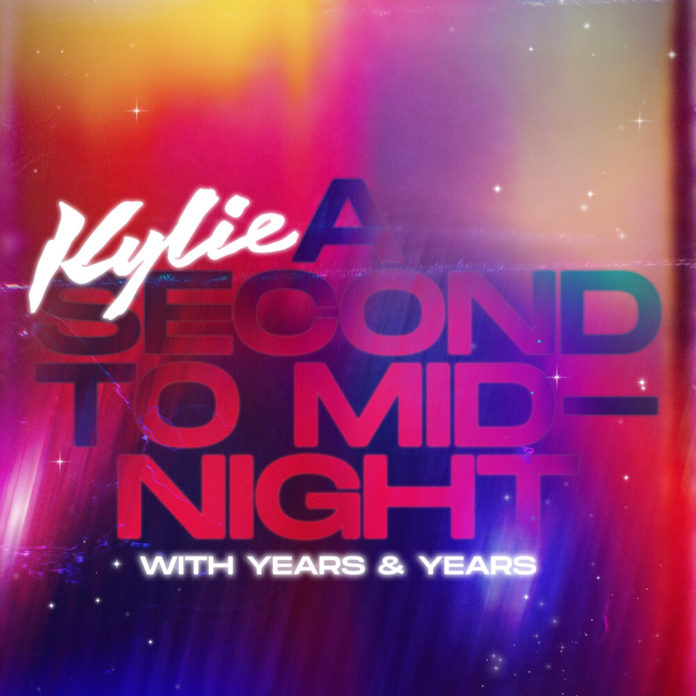 Kylie Minogue and Years Years A Second to Midnight  696x696 - Kylie Minogue and Years & Years - A Second to Midnight