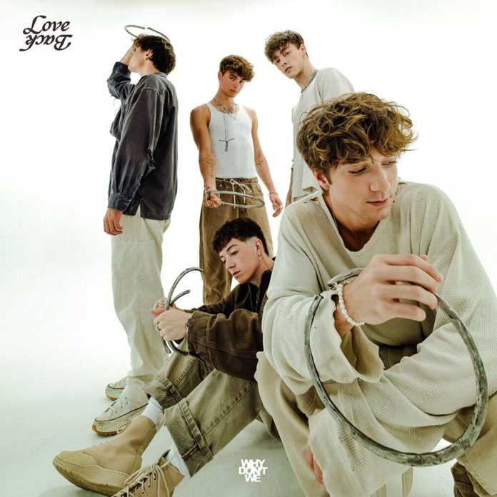 Why Dont We Love Back  696x696 - Why Don't We - Love Back
