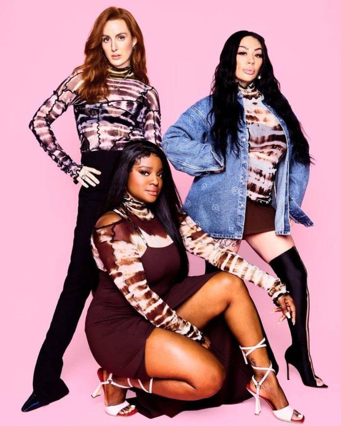 sugababes 2021 1 696x871 - Топ-20 хитов Sugababes в чарте Великобритании